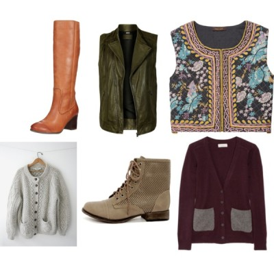 Fall's must-haves