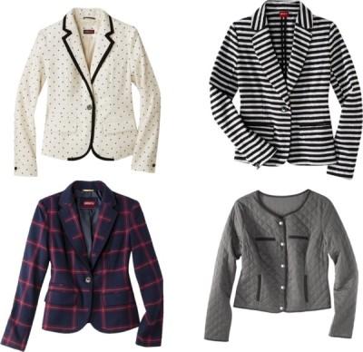 Target Women's Blazers